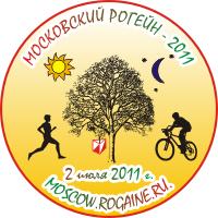 Московский рогейн - 2011